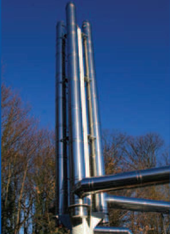 Commercial Bfcma British Flue And Chimney Manufacturer